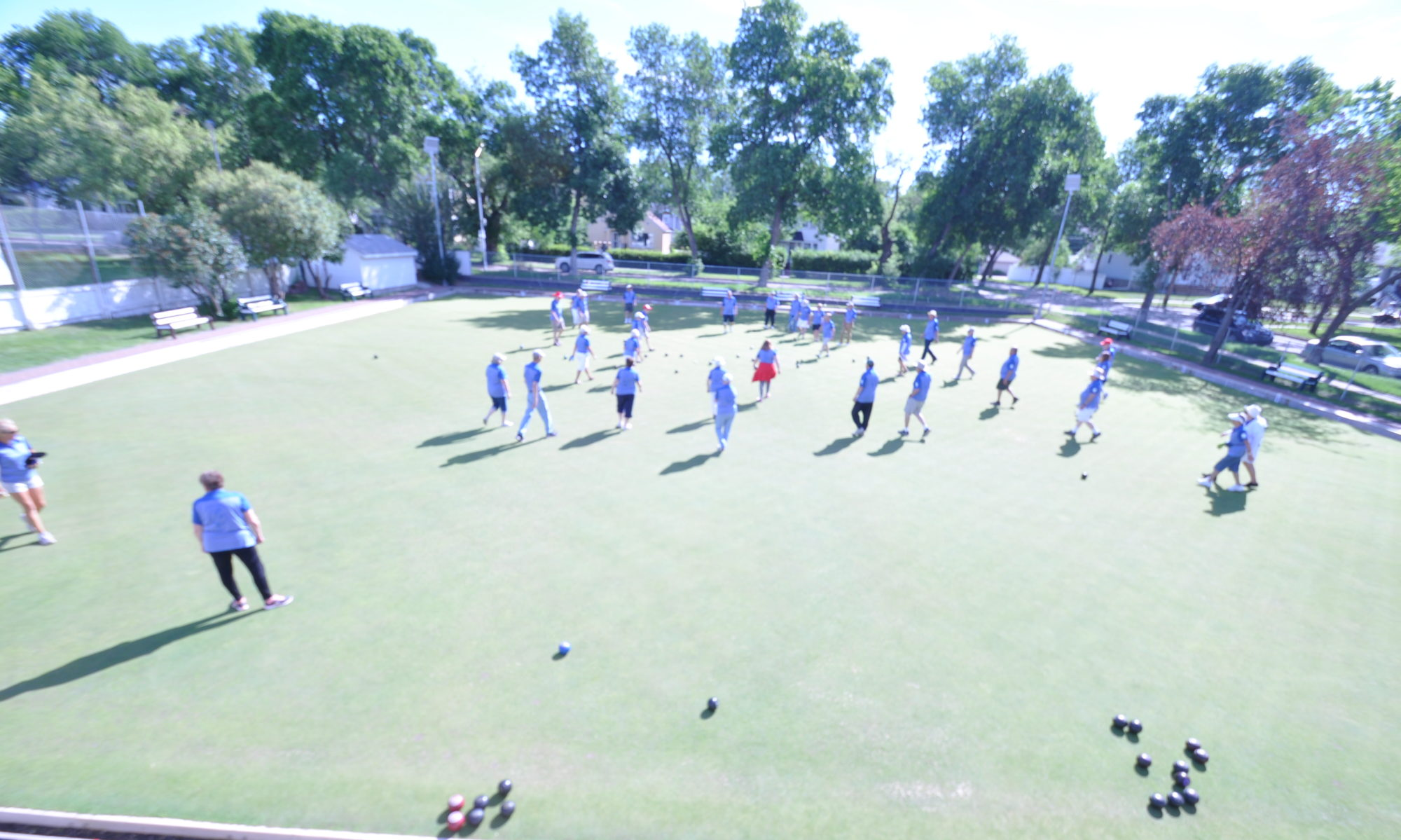 Highlands Lawn Bowling Club